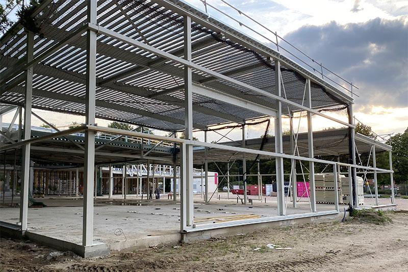 Eeftink Rensing Staalbouw IEKC Lichtenvoorde